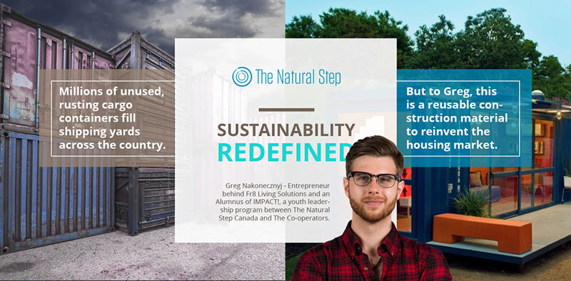 sustainability redefined header